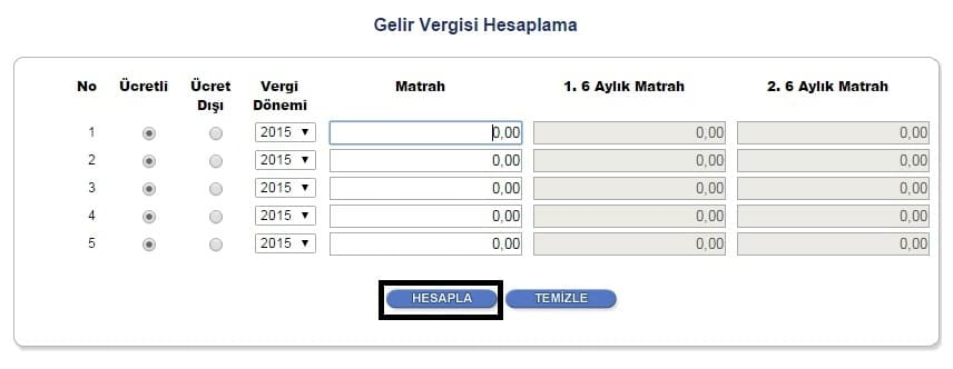 GELİRR
