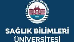 Sağlık Bilimleri Üniversitesi 155 Akademik Personel Alımı