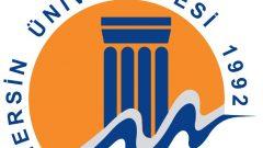 Mersin Üniversitesi 7 Öğretim Üyesi Alımı