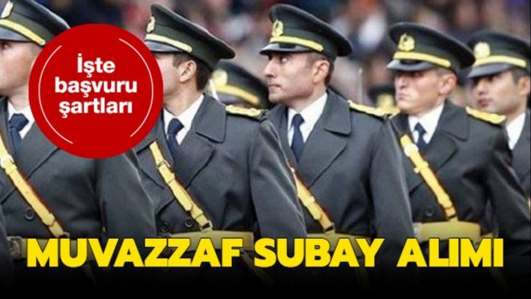 Jandarma ve Sahil Güvenlik Komutanlığı Subay Alımı Yapıyor