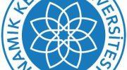 Namık Kemal Üniversitesi 1 (Bir) Sözleşmeli Personel Alımı