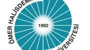 Ömer Halisdemir Üniversitesi 15 Öğretim Üyesi Alımı
